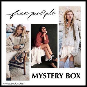 FREE PEOPLE MYSTERY BOX BOHO STYLE A3C